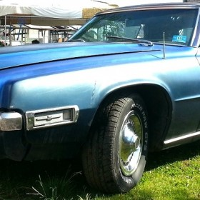 Ford Thunderbird coupe  1968m.
