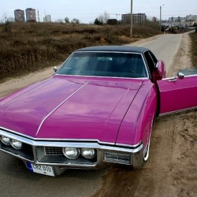 Buick Riviera, 1968 m.
