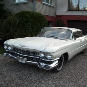 1959 Cadillac 62 series flattop