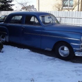 Chrysler Windsor, 1949 m.