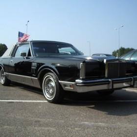 Lincoln Mark VI, 1983 m.