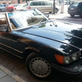 1978 Mercedes Benz SL 450