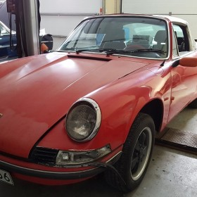 Porsche 911 Targa  1972 (project is still in the process)