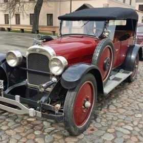 (LT) Nash Touring Sport 1922