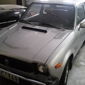 Honda Civic 1979 (project is completed)