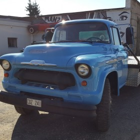 (LT) Chevy Truck 1956 (project is completed)