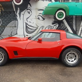 (LT) Chevrolet Corvette 1980